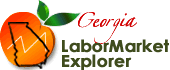 Georgia LaborMarket Explorer Logo